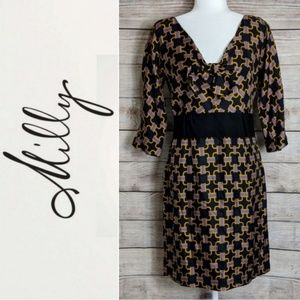 Beautiful Milly of New York Silk Dress